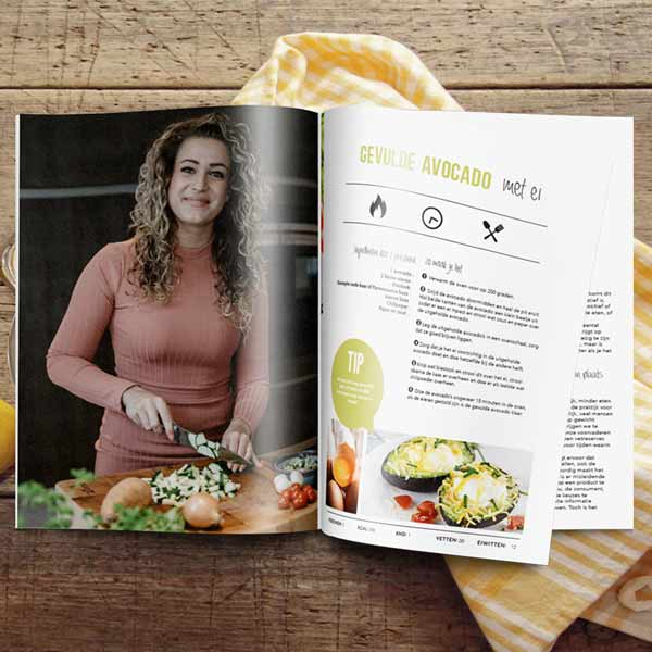 Onwijs Koolhydraatarm Dieet met Tips & Koolhydraatarme Recepten BW-48